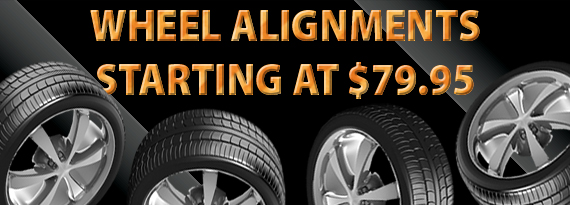 Wheel Alignment in Minot, ND