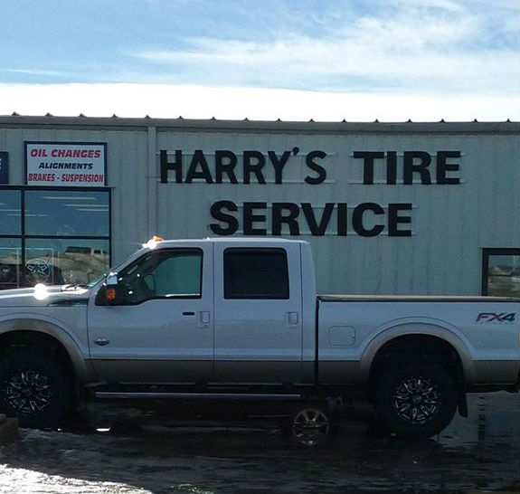 Contact Harry S Tire Service Tires Auto Repair Shop In Minot Nd